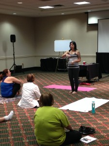 Prenatal Yoga with Deena Blumenfeld