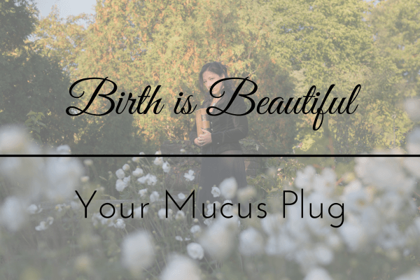 Birth is Beautiful, Your Mucus Plug – video