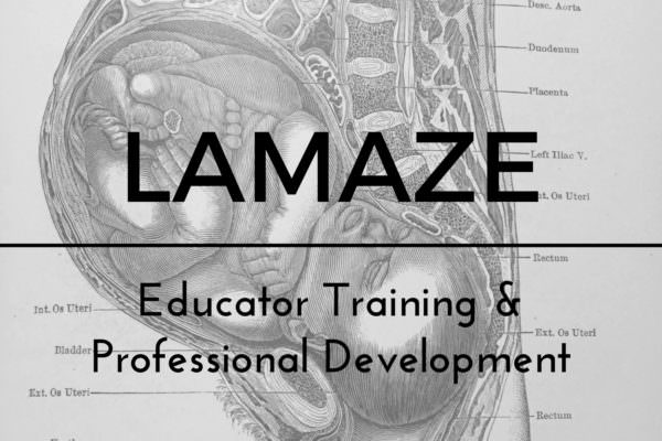 Lamaze Certified Childbirth Educator Training